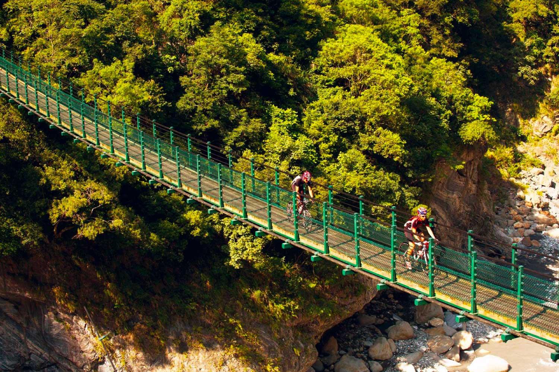 fietsen in Taiwan